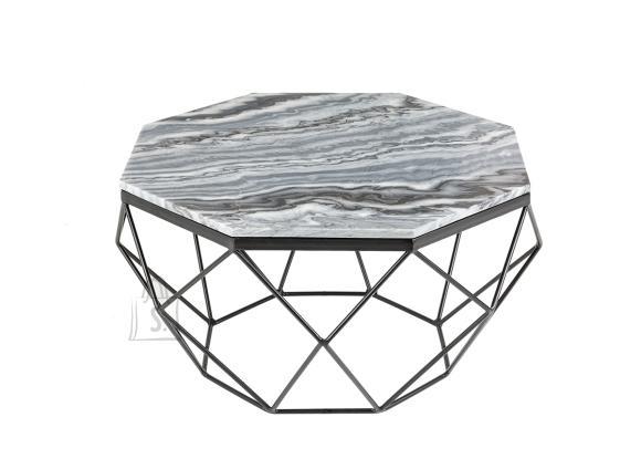 Diivanilaud DIAMOND marmor, 69x69xH38 cm