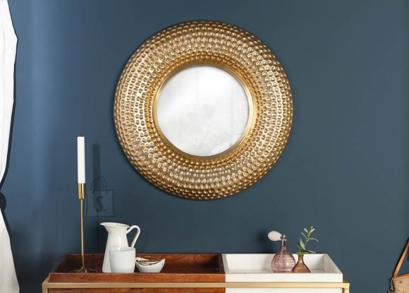 Seinapeegel ORIENT kuldne, 60x5xH60 cm