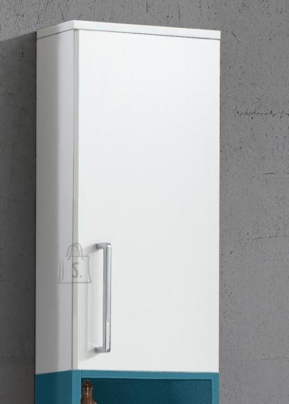 OPTIbasic Ülemine vannitoakapp Optibasic 4030 valge läige, 30x17,2xH57,6 cm