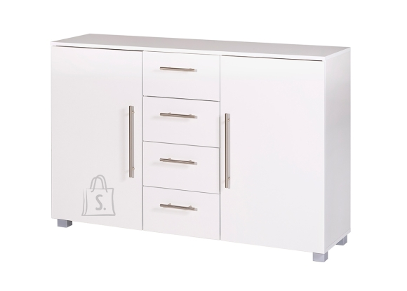 Schildmeyer Esikukapp DANU valge läige, 127x35xH82 cm