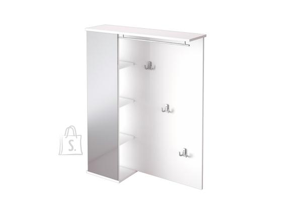 Schildmeyer Esikuriiul PISA valge läige, 90x25xH113 cm