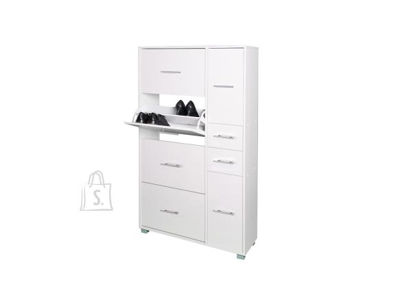 Schildmeyer Jalatsikapp PISA valge, 88x30xH164 cm