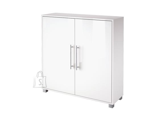 Schildmeyer Jalatsikapp PISA valge läige, 103x33xH105 cm