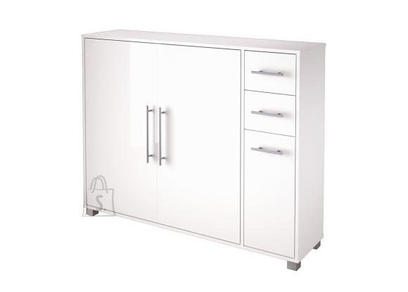 Schildmeyer Jalatsikapp PISA valge läige, 132x33xH105 cm