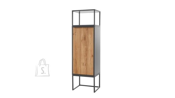 MCA Kapp ASMARA tamm / antratsiit, 50x40xH165 cm