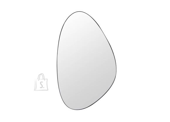 Seinapeegel NOEMI must, 55x3xH90 cm