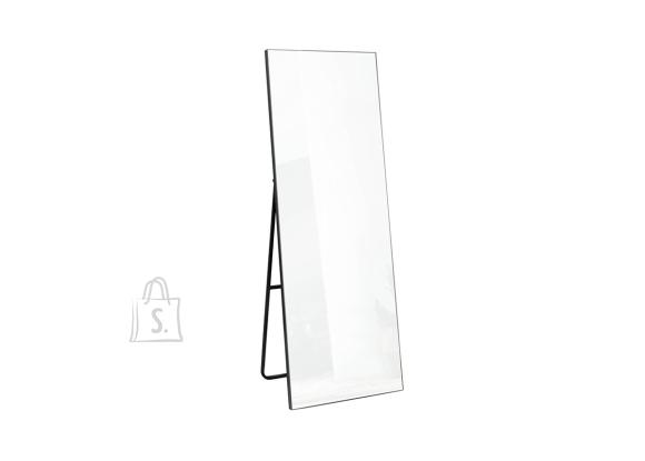Peegel NOEMI must, 60xH170 cm