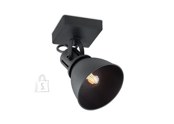 Home Sweet Home Kohtvalgusti FAMA must, 9,5x9,5xH21 cm, LED
