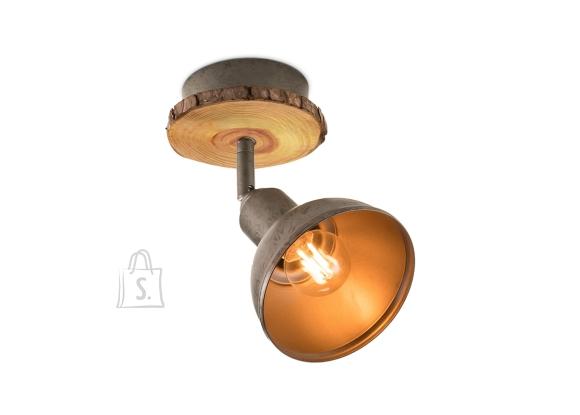 Home Sweet Home Kohtvalgusti DENVER antiikvask, D10,5xH21 cm, LED