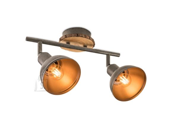 Home Sweet Home Kohtvalgusti DENVER antiikvask, 33xH24 cm, LED