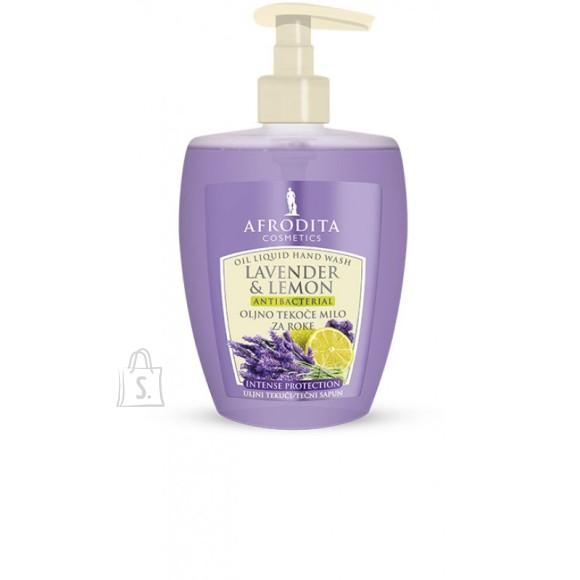 "Afrodita Vedelseep ""Lavendel & sidrun "" 300 ml"