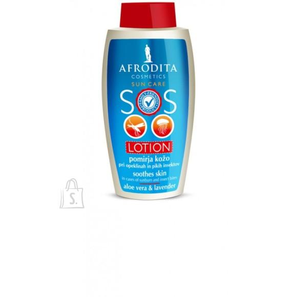 Afrodita Päikesekaitsekreem SOS 120ml