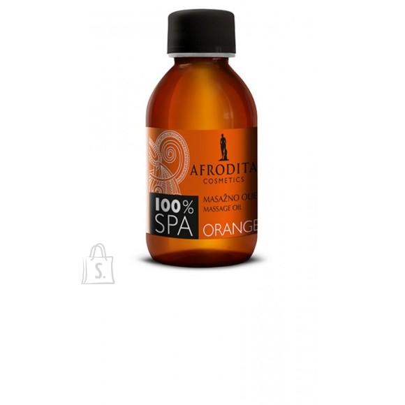 Afrodita Massaažiõli Apelsin 150 ml
