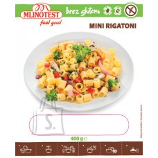 Mlinotest Mini Rigatoni 400g