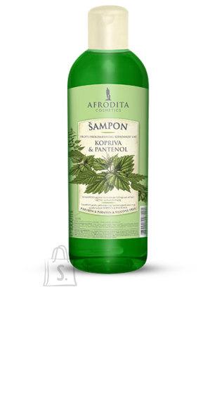 Afrodita Šampoon nõgese ja pantenooliga 1000 ml
