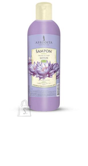Afrodita Šampoon Lootus 1000ml