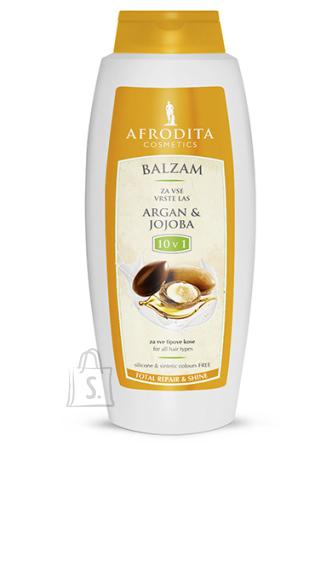 Afrodita Palsam argaania jojoba õliga 10in 1  400ml