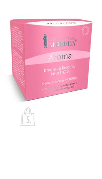 Afrodita Küüntekreem tugevdav looduslike õlidega 15 ml