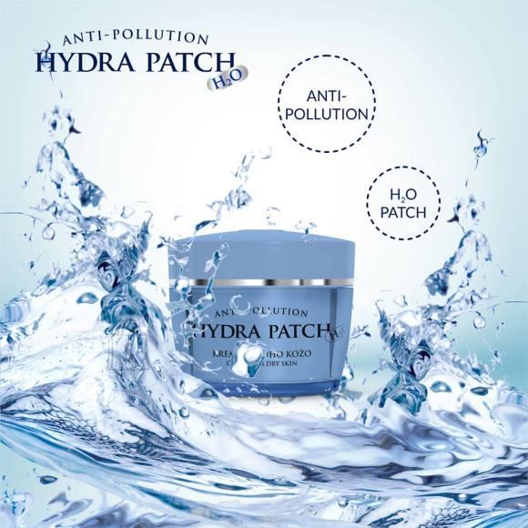 HYDRA PATCH H2O Kreem kuivale nahale 50 ml