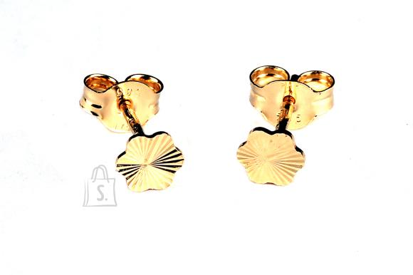 Kullast kõrvarõngad