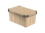 Curver kast kaanega Bambus M