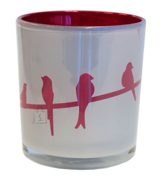 Asi küünlaalus Punane lind