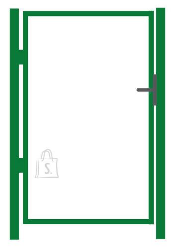 Jalgvärava raam 1x1m