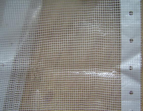Armeeritud kasvuhoonekile 3.95x10 m