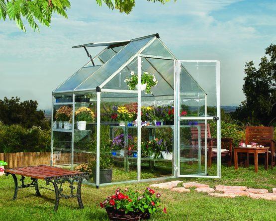 Kasvuhoone Hybrid 2.33 m²