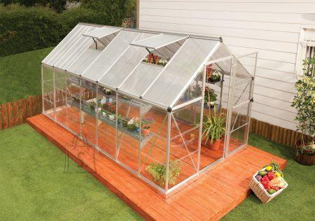 Kasvuhoone Hybrid 7.88 m²