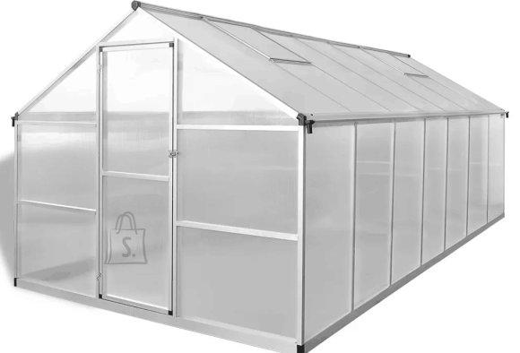 Kasvuhoone Polar 7,1 m²