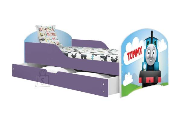 Lastevoodi voodipesukastiga Tommi