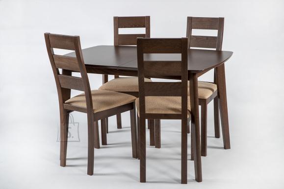Söögilauakomplekt Bari/Parma laud ja 4 tooli