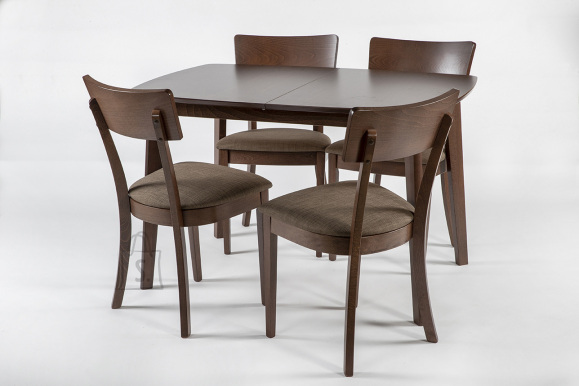 Söögilauakomplekt Bari/Lucca laud ja 4 tooli