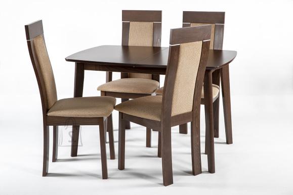 Söögilauakomplekt Bari/Imperia laud ja 4 tooli