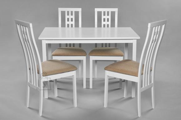 Söögilauakomplekt Trento/Monza laud ja 4 tooli