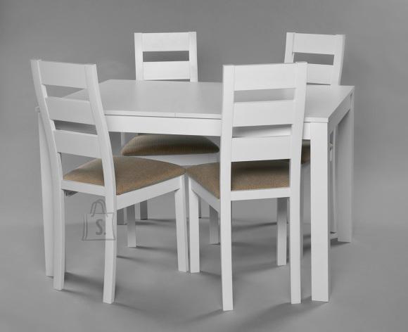 Söögilauakomplekt Trento/Parma laud ja 4 tooli