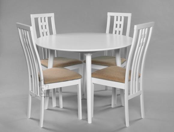 Söögilauakomplekt Andria/Monza laud ja 4 tooli