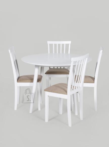 Söögilauakomplekt Andria/Milano laud ja 4 tooli