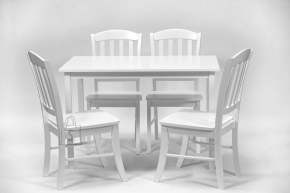 Söögilauakomplekt Rosella/Monaco laud ja 4 tooli