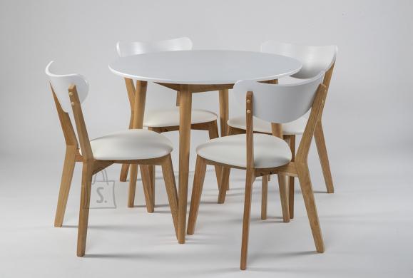 Söögilauakomplekt Veneto laud ja 4 tooli