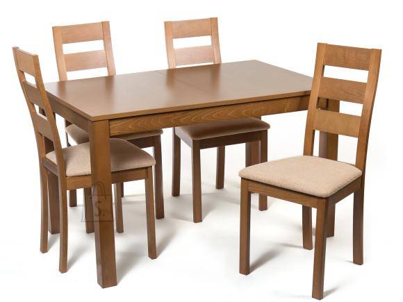 Söögilaukomplekt Trento/Parma laud ja 4 tooli