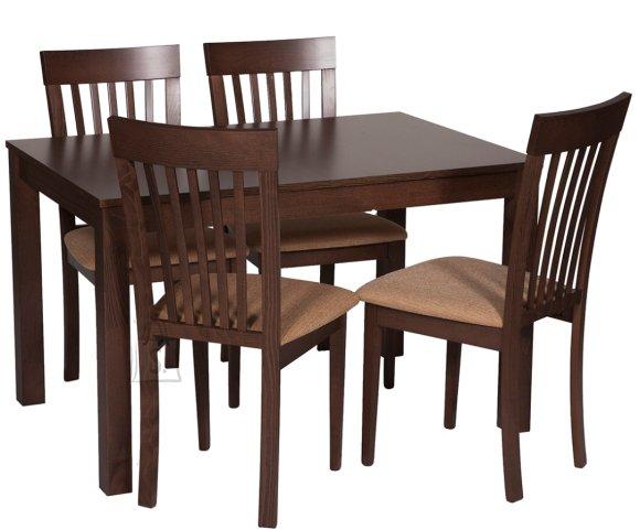 Söögilauakomplekt Trento/Modena laud ja 4 tooli
