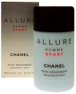 Chanel Allure Sport 75ml meeste stick deodorant
