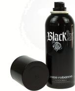 Paco Rabanne Black XS meeste deodorant 150ml