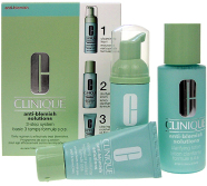 Clinique Anti-Blemish Solutions 3-Step System näohoolduskomplekt 180 ml