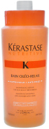 Kerastase Nutritive Bain Oleo Relax Shampoo Dry a Rebel Hair COSMETIC (1000ml)