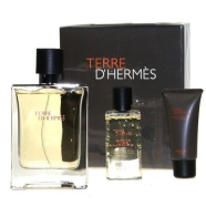Hermes Terre D Hermes Parfum lõhnakomplekt meestele 130 ml