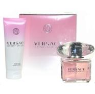 Versace Bright Crystal 190ml naiste lõhnakomplekt