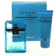 Versace Man Eau Fraiche 200ml meeste lõhnakomplekt